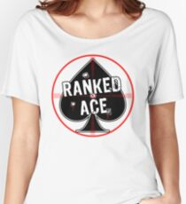 Ranked Ace Women's Relaxed Fit T-Shirt