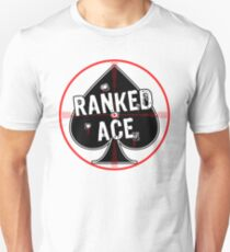 Ranked Ace [Roufxis - RB] Unisex T-Shirt