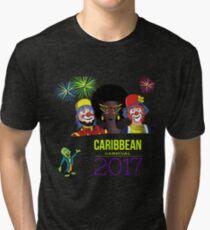 Caribbean carnival 2017 shirt Tri-blend T-Shirt