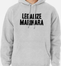 Legalize Marinara Pullover Hoodie