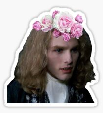 Lestat Interview with the Vampire Sticker