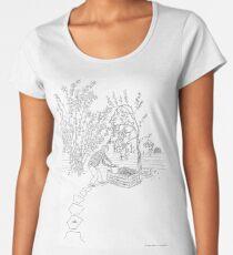 beegarden.works 001 Premium Scoop T-Shirt