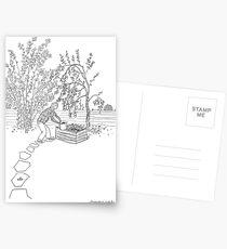 beegarden.works 001 Postcards
