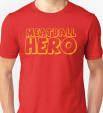 Meatball Hero Slim Fit T-Shirt