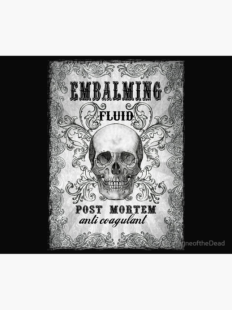 Embalming fluid by ShayneoftheDead