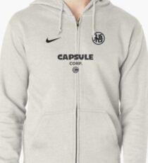 CC - Football Zipped Hoodie