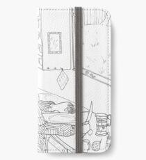 beegarden.works 002 iPhone Wallet/Case/Skin