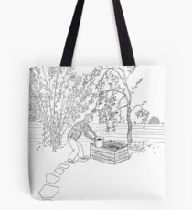 beegarden.works 001 Tote Bag