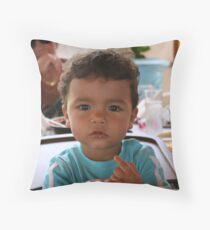 el niño Throw Pillow