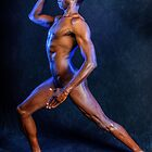 Muscle Movement by ArtofMaleImages