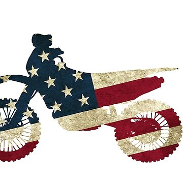 American Dirt Bike by Mt-of-Epic