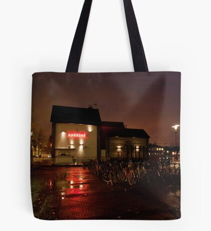 Karaoke club Tote Bag