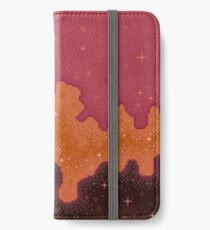 Funda o vinilo para iPhone Autumn Starscape