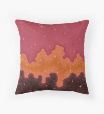 Autumn Starscape Throw Pillow