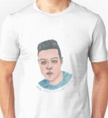 Power belongs to the people who take it - Elliot Alderson  T-Shirt