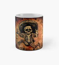 Posada Day of the Dead Outlaw Mug