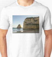 Cliffs and Sea Stacks - the Magic of the Algarve Coast in Portugal T-Shirt