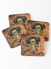 Posada Day of the Dead Outlaw Coasters