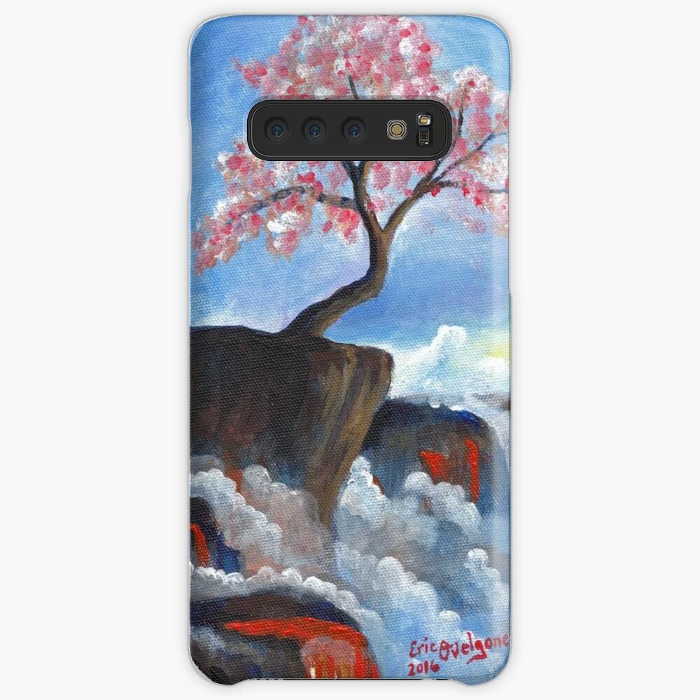 Cherry Blossom Case & Skin for Samsung Galaxy