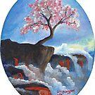Cherry Blossom by DarkRubyMoon