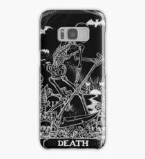 Death Card Samsung Galaxy Case/Skin