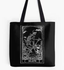 Todeskarte Tote Bag