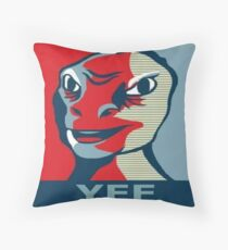 Yee Collection Throw Pillow