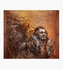 Bard the Bowman Photographic Print