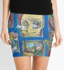 Bulls Mini Skirt