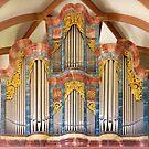 Pipe organ, Schopfheim, Germany by Jenny Setchell
