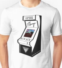 Hawkins Arcade Strange The Game T-Shirt