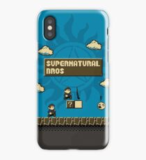 Supernatural Bros. iPhone Case