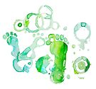Footprints by Jay Taylor