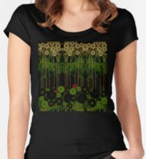 POND 1009 Women's Fitted Scoop T-Shirt