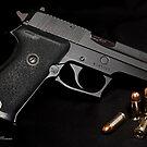 Sig P220 by Jerry  Mumma
