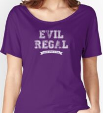 Once Upon a Time - Evil Regal Women's Relaxed Fit T-Shirt