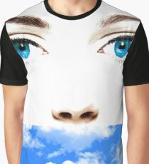 but clouds got in my way Graphic T-Shirt