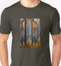 Modern pipe organ T-Shirt