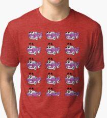 PUTT PUTT Tri-blend T-Shirt