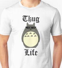 Totoro thug life T-Shirt