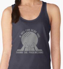 Thank The Phoenicians Women's Tank Top