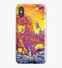 Monsters World iPhone Case/Skin