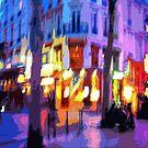 Paris Quartier Latin 02 by Yuriy Shevchuk