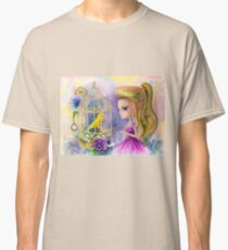 Bird in a cage Classic T-Shirt