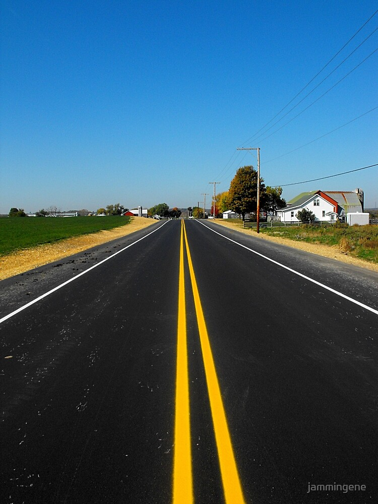 We have a brand new road by jammingene