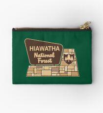 Bolso de mano Bosque Nacional Hiawatha