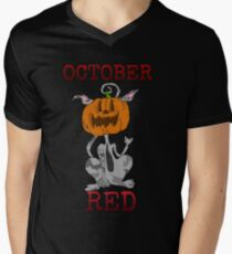 October Red T-Shirt