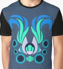 Dj Sona Blue (Optimum quality) Graphic T-Shirt