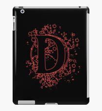 D iPad Case/Skin