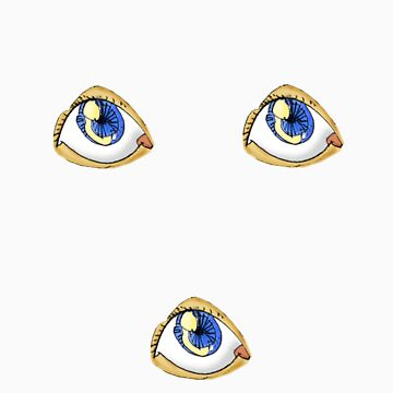 eyes by aleksandaroom